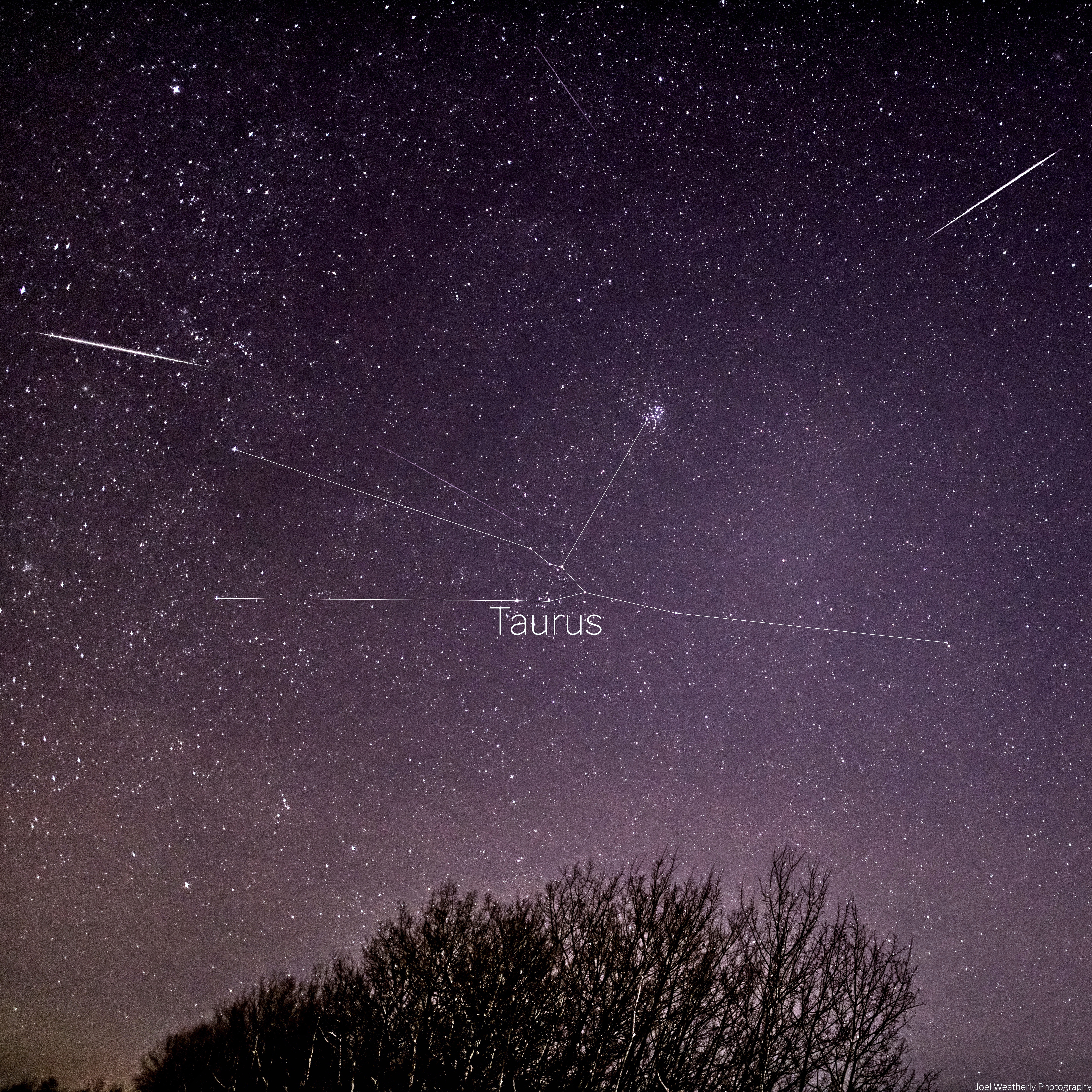 Northern Taurids Meteors