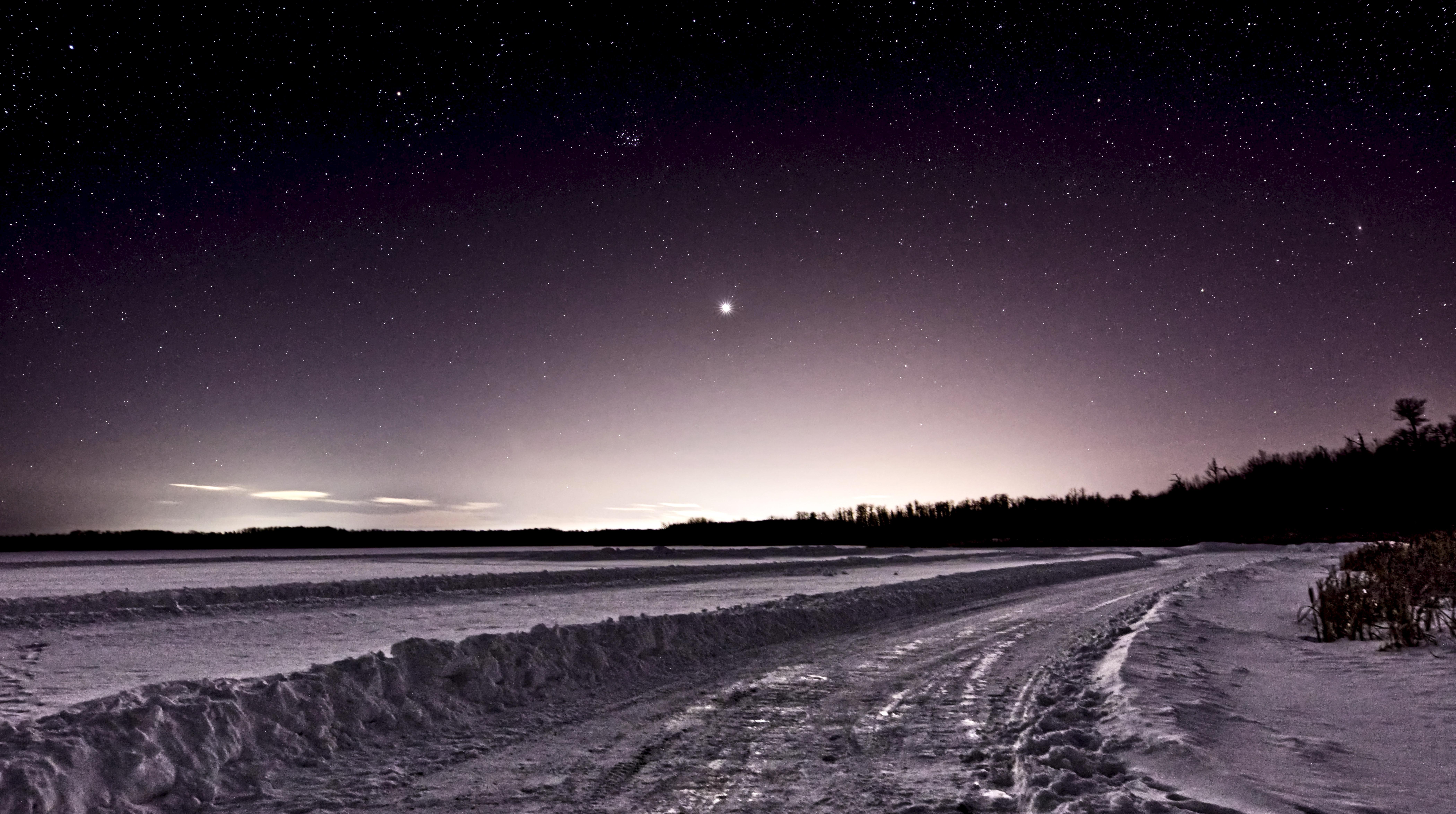 Venus on Ice